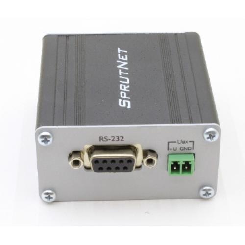 Узнать цену на модем GSM/GPRS модем SprutNet BGS RS232/485 (новый)