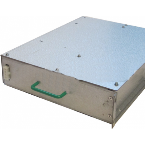 Банкомат Nautilus Hyosung зип блок питания (резервная батарея) б/у, партийный номер 009-0017048