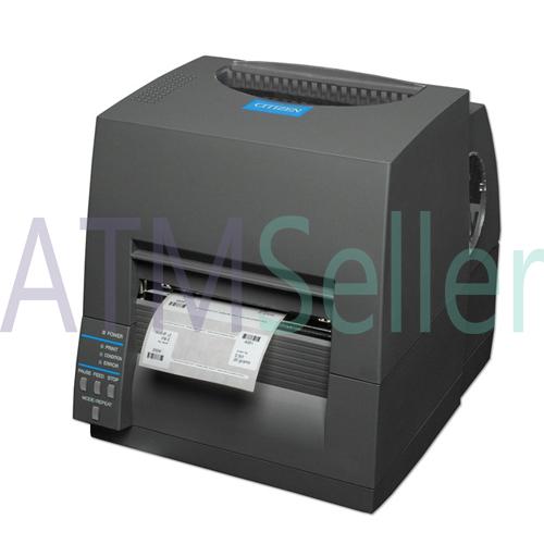 Комплектующие мобильного терминала термотрансферный принтер этикеток Citizen CL-S631