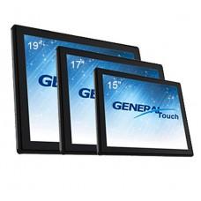 Узнать цену на сенсорный экран GeneralTouch 17'', 6 мм ПАВ, USB
