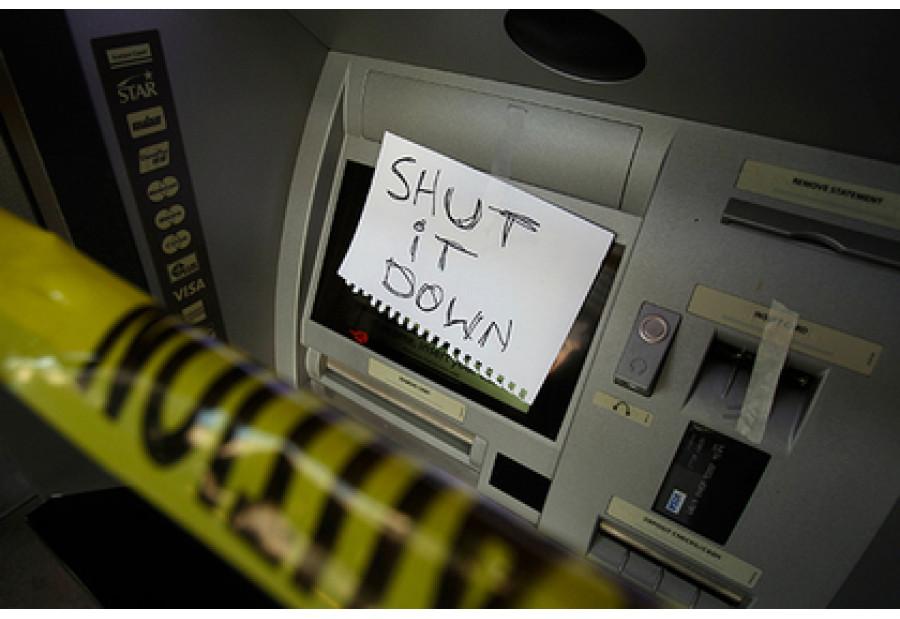 Банкоматы дожили до кризиса среднего возраста