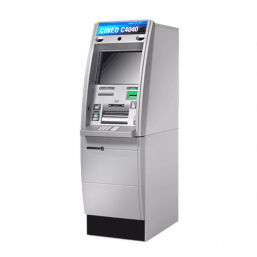 Купить банкомат wincor nixdorf cineo c4040 б/у