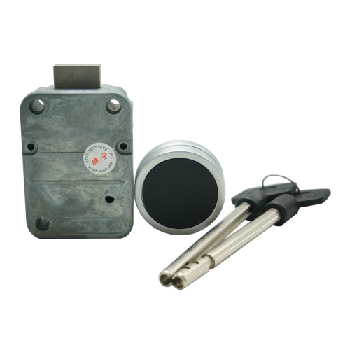 Банковские комплектующие Замок сейфовый ключевой LG2270