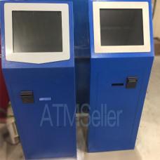 терминал платежный (CashCode SM 1500 купюр, Custom  VKP-80 II)