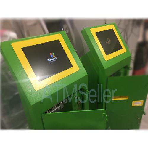 Купить платежный терминал (MEI Cashflow 1200 купюр, Custom VKP-80 I)